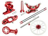 CNC Blade 200 SR X Performance package (RED) - BLADE 200 SRX